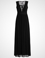Swing Fotsid kjole schwarz