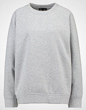 Moss Copenhagen CHIPPA LAYBE Genser light grey melange