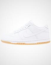 Nike Sportswear DUNK LOW Joggesko white/pure platinum/light brown