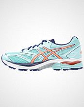 Asics GELPULSE 8 Nøytrale løpesko aqua splash/flash coral/indigo blue