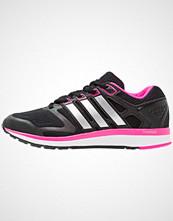 Adidas Performance NOVA BOUNCE Nøytrale løpesko core black/metallic silver/shocking pink