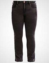 Zizzi EMILY Slim fit jeans grey denim