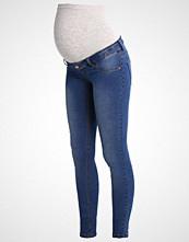 Mamalicious MLELLA  Jeans Skinny Fit blue denim