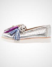 Melvin & Hamilton BEA 4 Slippers timor sand/silver/multicolor/new malden/white