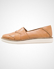 Clarks GLICK HARVEST Slippers light tan