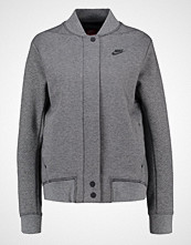 Nike Sportswear TECH FLEECE Bombejakke carbon heather/black