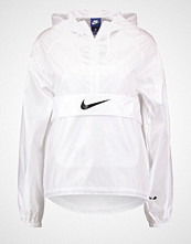 Nike Sportswear Lett jakke white/black