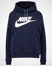 Nike Sportswear RALLY Genser obsidian/obsidian/white