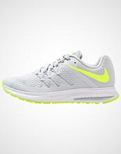 Nike Performance ZOOM WINFLO 3 Nøytrale løpesko pure platinum/volt/white