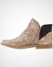 Felmini CLASH Ankelboots gold/camel/black