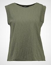 Replay Tshirts med print dark green