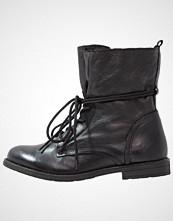 ALDO SHERATON Snørestøvletter black