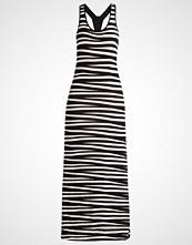 Fracomina Jerseykjole black/white