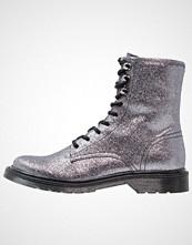 Steve Madden HASTEL Snørestøvletter metallic grey