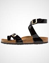 Birkenstock YARA Flip Flops black