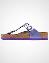 Birkenstock GIZEH Flip Flops metallic violet