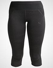 Puma NIGHTCAT  3/4 sports trousers dark gray heather