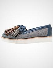 Melvin & Hamilton BEA 4 Slippers jeans light blue/multicolor/new malden white