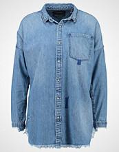Scotch & Soda Skjorte denim blue