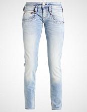 Herrlicher PITCH SLIM  Slim fit jeans crystal