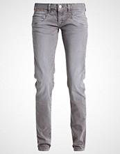 Herrlicher PIPER SLIM Straight leg jeans metal