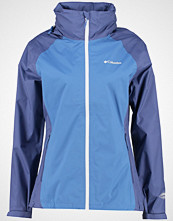 Columbia TAPANGA TRAIL Hardshell jacket medieval/bluebell