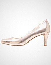 Buffalo Klassiske pumps rose/gold