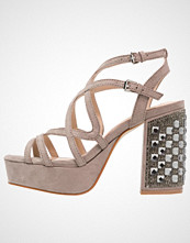 Miss Selfridge CHASE Platåsandaler grey