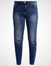 Junarose JRFIVE Jeans Skinny Fit dark blue denim