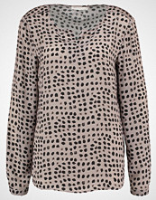 Betty & Co Bluser taupe/black