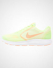Nike Performance REVOLUTION 3 Nøytrale løpesko ghost green/sunset glow/white