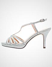 Paradox London Pink PAIGE Sandaler med høye hæler silver