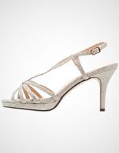 Paradox London Pink PAIGE Sandaler med høye hæler champagne