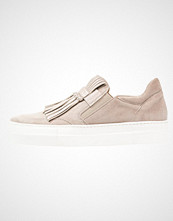 Franco Russo Napoli Slippers taupe/lumier dark gold
