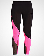 Puma EXPLOSIVE  Tights puma black/knockout pink
