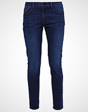Calvin Klein MID RISE SKINNY Jeans Skinny Fit darkblue denim