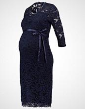 Mamalicious MLMIVANA Jerseykjole navy blazer