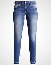 Herrlicher Slim fit jeans faded blue