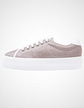 No Name PLATO SNEAKER STRASS Joggesko sepia/fox white