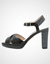 Clarks KENDRA PETROL Sandaler med høye hæler black interest