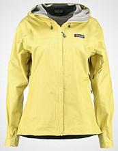 Patagonia TORRENTSHELL Hardshell jacket yoke yellow