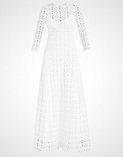 IVY & OAK Fotsid kjole snow white