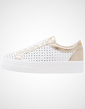 No Name PLATO BRIDGE PINK Joggesko white/gold/fox white