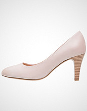 Caprice Klassiske pumps rose