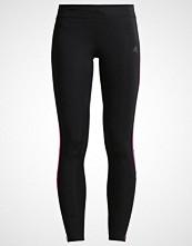 Adidas Performance RESPONSE LONG Tights black/shock pink
