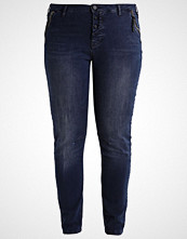Zizzi MOLLY Slim fit jeans dark blue
