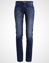 Wrangler DREW Straight leg jeans scuffed indigo