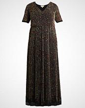 Frock and Frill Curve AREVA Fotsid kjole black