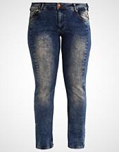 Zizzi EMILY Slim fit jeans blue denim
