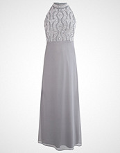 Lace & Beads JOJO Ballkjole light grey